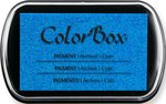 Cyan - ColorBox Pigment Ink Pad