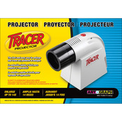 Tracer Portable Projector - Artograph