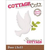 Dove Made Easy Die - CottageCutz