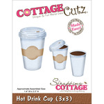 Hot Drink Cup Die - CottageCutz