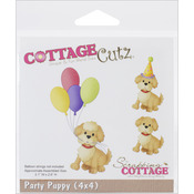 Party Puppy Die - CottageCutz