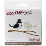 Wedding Birds Die - CottageCutz