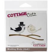 Wedding Birds Die - CottageCutz
