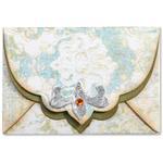 Envelope With Ornate Flap Bigz Die - Sizzix
