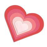 Hearts Framelits Dies - Sizzix
