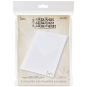 Plastic Storage Envelopes For Dies & Stamps By Tim Holtz - Sizzix
