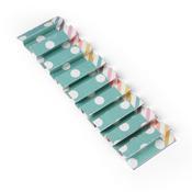 Pleated Ruffle 3D Sizzlits Decorative Strip Die - Sizzix