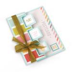 Triple Square Flip - Its Card Framelits Dies - Sizzix