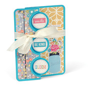 Triple Circle Flip - Its Card Framelits Dies - Sizzix