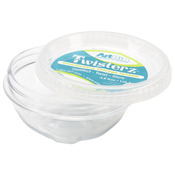 "Large & Short 3.5""X1.625"" (3.9fl oz) - ArtBin Twisterz Jar"