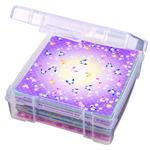 """Translucent ArtBin Essentials 6""""X6""""  Box"""