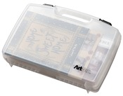 Translucent - ArtBin Quick View Carrying Case
