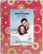 "Floral Dots - Brag Book 4""X6"" 36 Pockets"