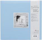 "Baby - Blue - Expressions Post Bound Album 12""X12"""