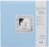 "Baby - Blue - Expressions Post Bound Album 12""X12"""