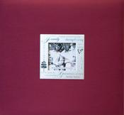 "Family - Burgundy - Expressions Post Bound Album 8""X8"""