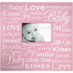 "Baby - Pink - Expressions Post Bound Album 12""X12"""