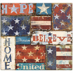 "American Patch Post Bound Scrapbook 12""X12"""