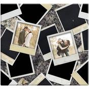 "Vintage Photos Post Bound Scrapbook 12""X12"""
