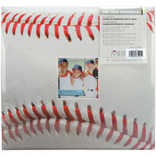 "Baseball - Sport & Hobby Post Bound Album 12""X12"""