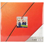 "Basketball - Sport & Hobby Post Bound Album 12""X12"""