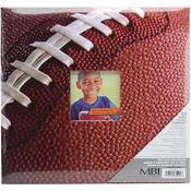 "Football - Sport & Hobby Post Bound Album 12""X12"""