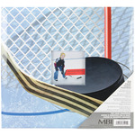 "Hockey - Sport & Hobby Post Bound Album 12""X12"""
