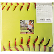 "Fast Pitch - Sport & Hobby Post Bound Album 12""X12"""