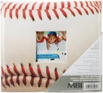 "Baseball - Sport & Hobby Post Bound Album 8""X8"""