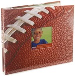 "Football - Sport & Hobby Post Bound Album 8""X8"""
