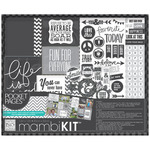 "Life Is Good - Me & My Big Ideas Boxed Album Kit 12""X12"""