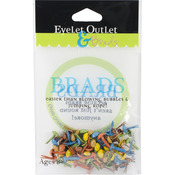 Fall Round Brads - Eyelet Outlet