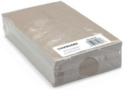 Natural Medium Weight 4 x 6 Chipboard 25 Sheets