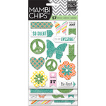 You Are Awesome - Chipboard Value Pack