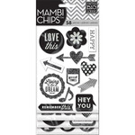Hey You - Chipboard Stickers - Me and My Big Ideas