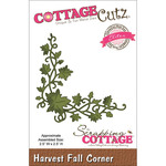 Harvest Fall Corner Elites Die - CottageCutz