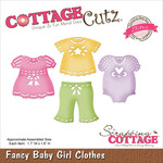 Baby Girl Clothes Elites Die - CottageCutz