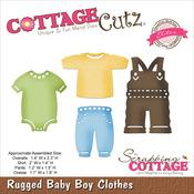 Rugged Baby Boy Clothes Elites Die - CottageCutz