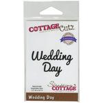 Wedding Day Expressions Die - CottageCutz