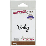 Baby - CottageCutz Expressions Die