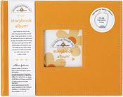 "Tangerine - Storybook Album 8""X8"""