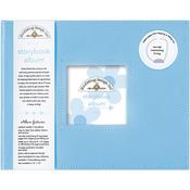 """Bubble Blue - Storybook Album 8""""X8"""""""