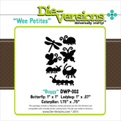 Buggy Wee Petites Dies - Die - Versions