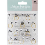 Rings - Jolee's Mini Repeats Stickers