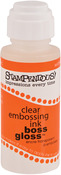 Stampendous Stamp N Stuff Boss Gloss Embossing Ink 2oz-