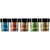 Mermaid Seashells - Lindy's Stamp Gang 2-Tone Embossing Powder .5oz 5/Pkg