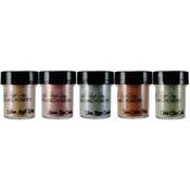 Nantucket Pearls - Lindy's Stamp Gang 2-Tone Embossing Powder .5oz 5/Pkg