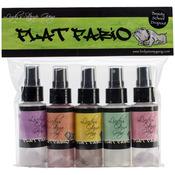 Beauty School Dropout - Lindy's Stamp Gang Flat Fabios Set 5/Pkg