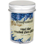 Royal Blue - Stampendous Glass Glitter 1oz