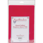 "Raspberry Spellbinders Grand Calibur Spacer Plate 8.25""X11.75"""